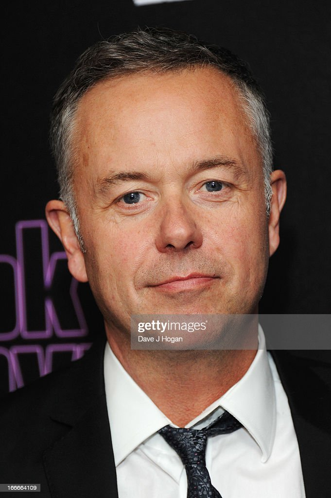 Michael Winterbottom attends the UK premiere of 'The Look Of Love' at The Curzon Soho on April 15 2013 in London England