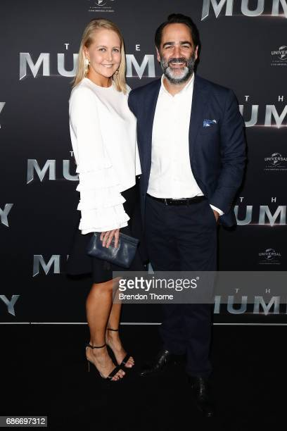 Michael Wipfli arrives ahead of The Mummy Australian Premiere at State Theatre on May 22 2017 in Sydney Australia