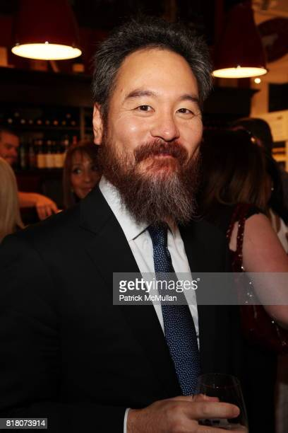 Michael Y Park attends Epicurious 15th Anniversary Dinner at Eataly on September 29 2010 in New York