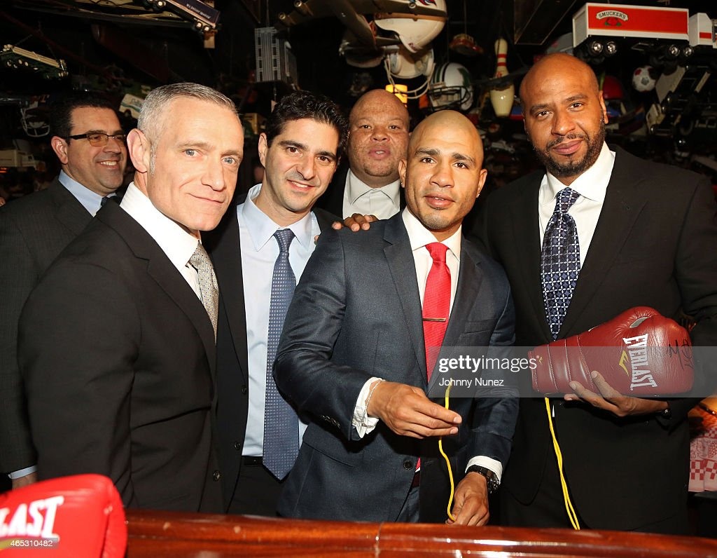 Roc Nation Sports And Miguel Cotto Announce Partnership