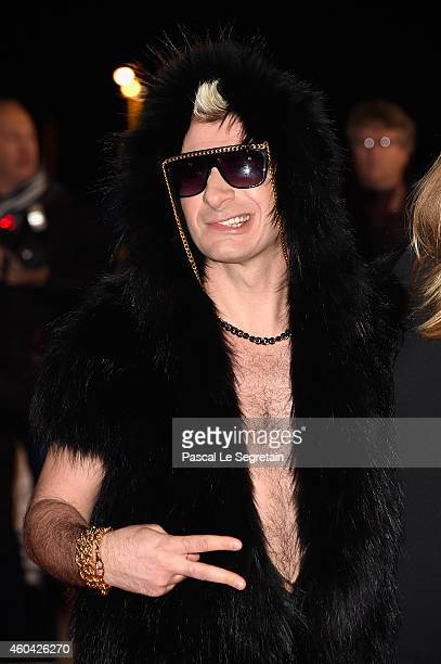 Michael Youn attends the NRJ Music Awards at Palais des Festivals on December 13 2014 in Cannes France