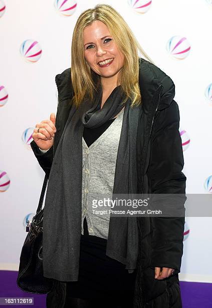 Michaela Schaffrath attends the 'Der Minister' Photocall on March 4 2013 at Delphi Filmpalast in Berlin Germany