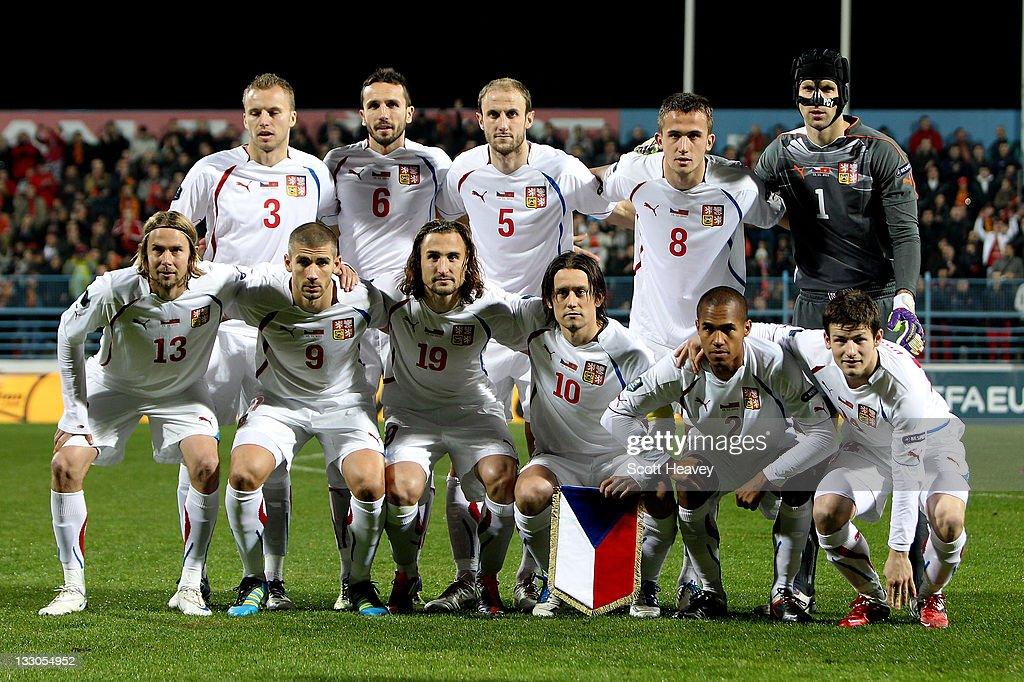Euro 2012 - Czech Republic