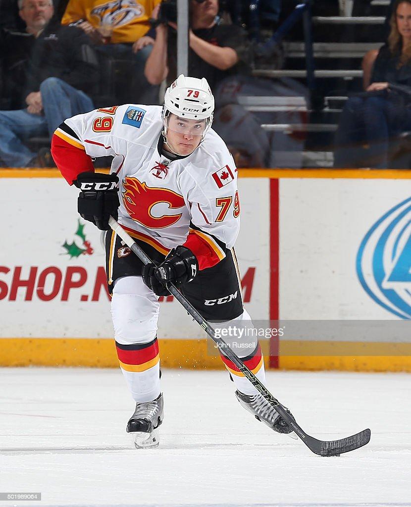 Calgary Flames v Nashville Predators