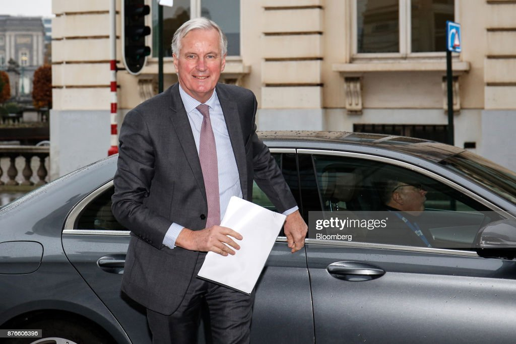 EU Chief Negotiator Michel Barnier Briefs European Affairs Ministers On Brexit Progress