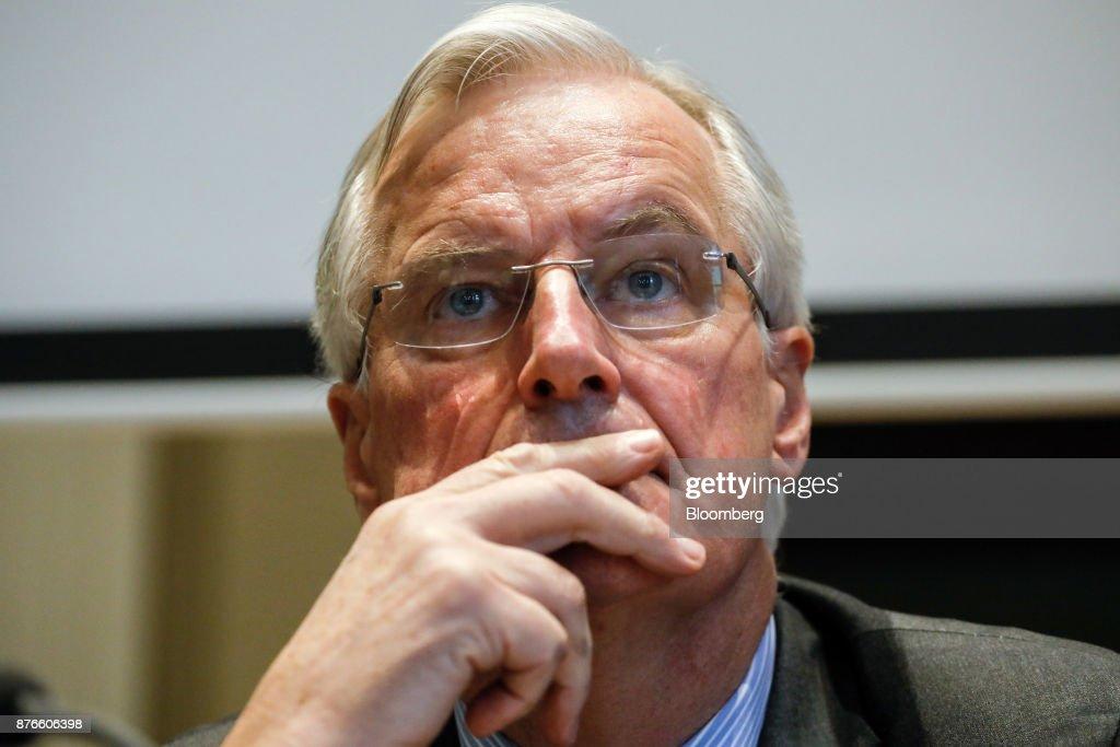 EU Chief Negotiator Michel Barnier Briefs European Affairs Ministers On Brexit Progress