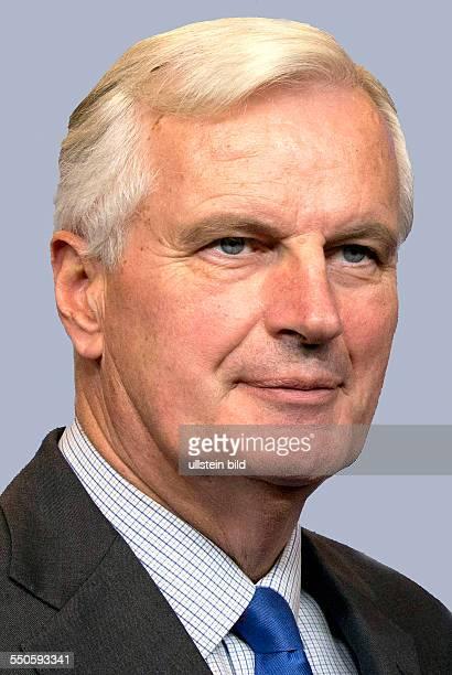 Michel Barnier *Michel Barnier * Commissioner of the European Union for Internal Market and Services