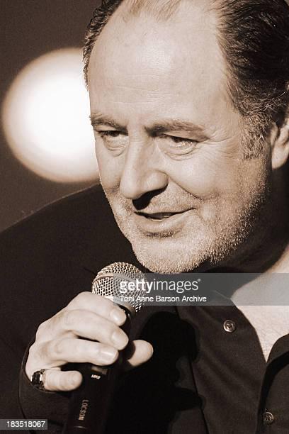 Michel Delpech during La Fete de la Chanson Francaise Taping January 11 2006 at Zenith in Paris France