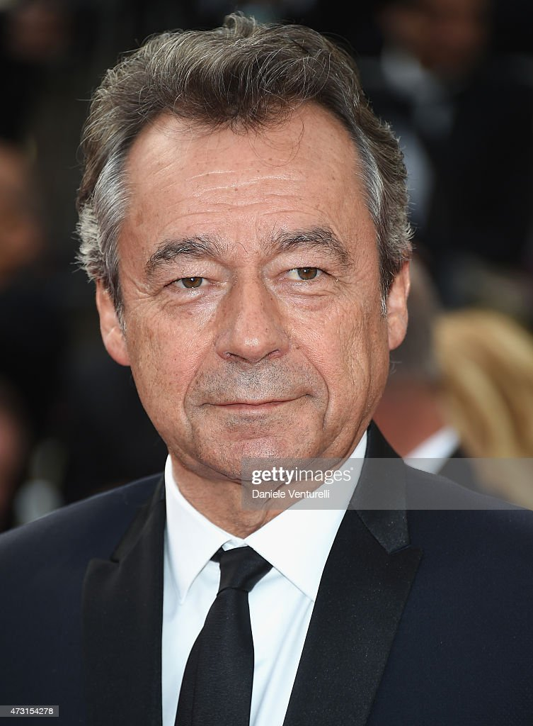 Michel Denisot attends the opening ceremony and premiere of 'La Tete Haute ('Standing Tall') during the 68th annual Cannes Film Festival on May 13, 2015 in Cannes, France.