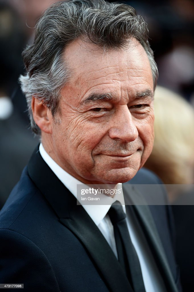 Michel Denisot attends the opening ceremony and premiere of 'La Tete Haute' ('Standing Tall') during the 68th annual Cannes Film Festival on May 13, 2015 in Cannes, France.