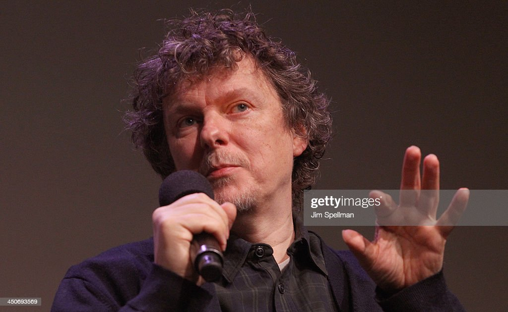 <a gi-track='captionPersonalityLinkClicked' href=/galleries/search?phrase=Michel+Gondry&family=editorial&specificpeople=216337 ng-click='$event.stopPropagation()'>Michel Gondry</a> attends Meet the Filmmaker at the Apple Store Soho on November 19, 2013 in New York City.