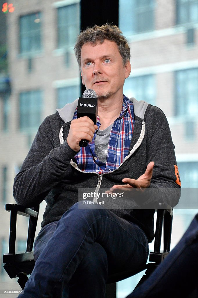 <a gi-track='captionPersonalityLinkClicked' href=/galleries/search?phrase=Michel+Gondry&family=editorial&specificpeople=216337 ng-click='$event.stopPropagation()'>Michel Gondry</a> attends the AOL Build Speaker Series to discuss his new film 'Microbe and Gasoline' at AOL Studios In New York on June 30, 2016 in New York City.