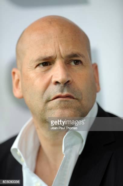 Michel MOULIN Evian Thonon / Le Mans 33eme journee de Ligue 2
