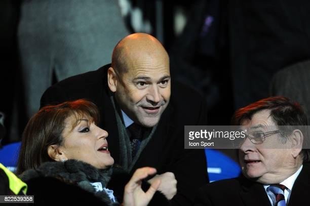 Michel MOULIN Stade Francais / Toulon 14eme journee de Top 14 Stade Jean Bouin Paris