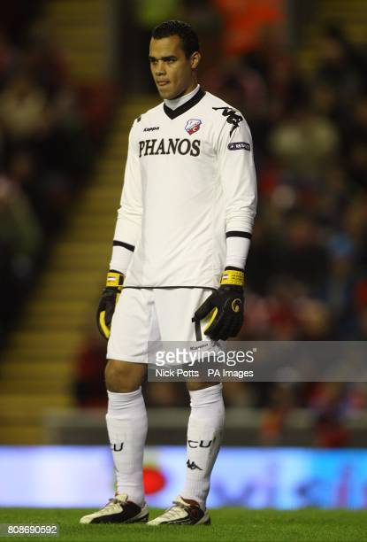 Michel Vorm FC Utrecht Goalkeeper