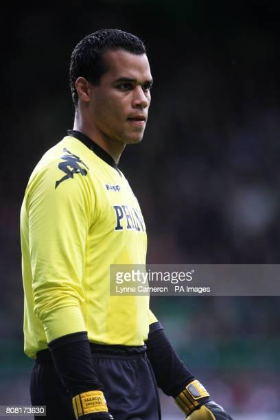 Michel Vorm Utrecht goalkeeper
