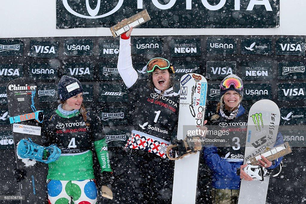 2017 U.S. Snowboardcross Grand Prix at Solitude - Finals