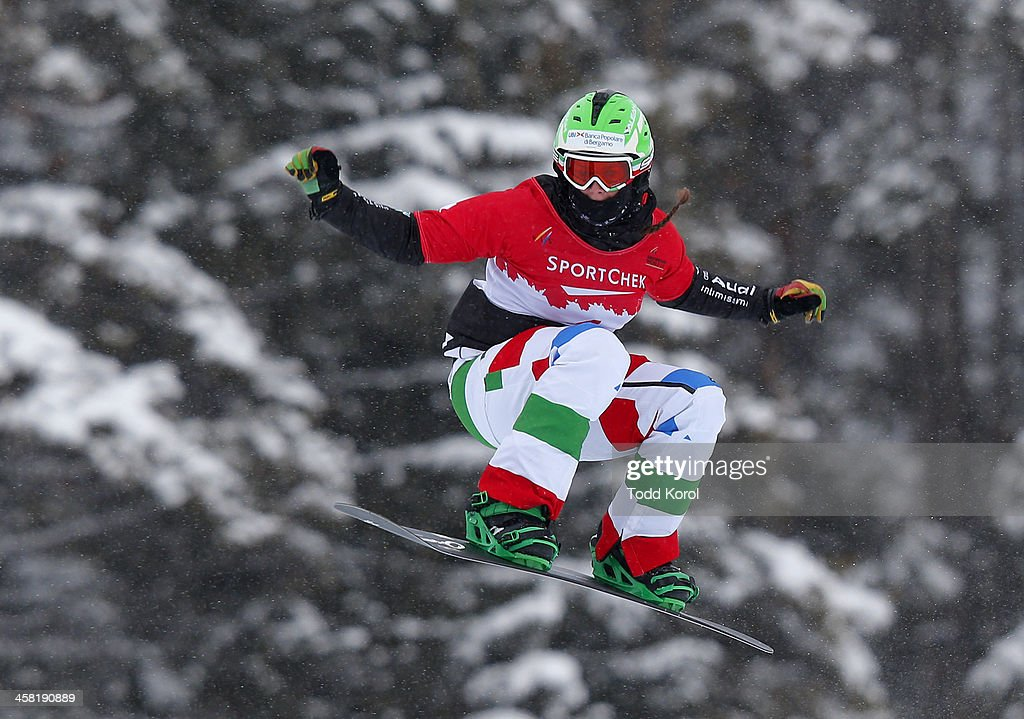 2013 Lake Louise Snowboard Cross World Cup - Qualifications