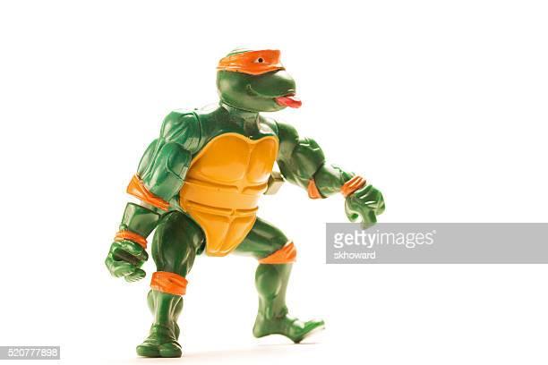 Michelangelo de l'adolescente hybridation Tortue Ninja