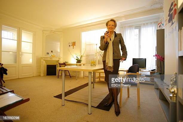 Michele AlliotMarie The Aftermath Of Her Resignation Lundi 28 février au lendemain de sa démission du poste de ministre aux Affaires étrangères...