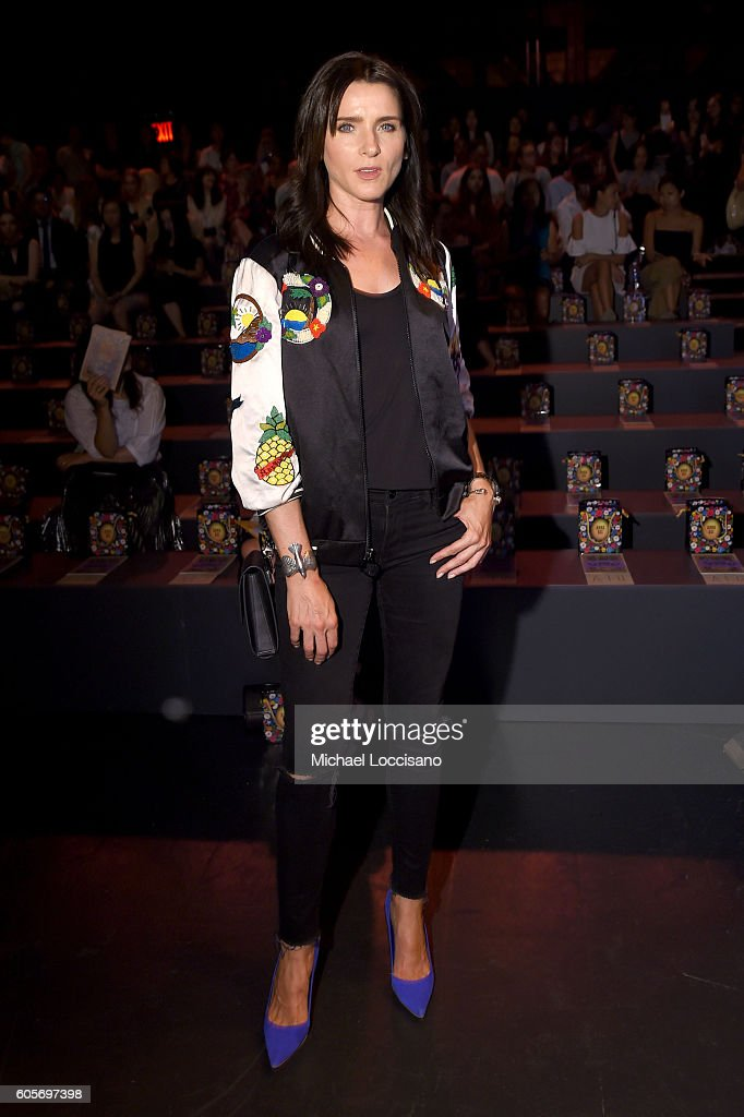 Anna Sui - Front Row - September 2016 - New York Fashion Week: The Shows