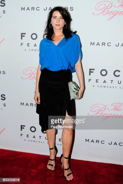 Michele Hicks attends 'The Beguiled' New York Premiere Arrivals at Metrograph on June 22 2017 in New York City