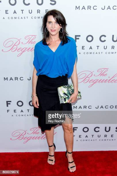 Michele Hicks attends 'The Beguiled' New York premiere at The Metrograph on June 22 2017 in New York City