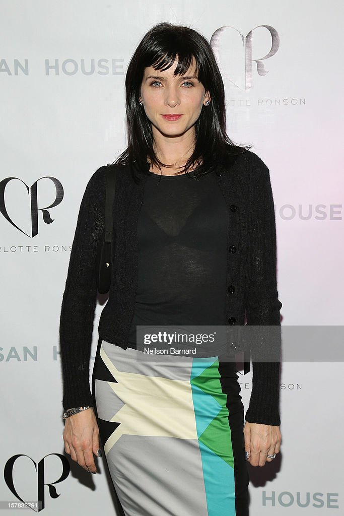 Michele Hicks attends the Charlotte Ronson + Artisan House Host Spring/Summer 2013 Handbag Preview on December 6, 2012 in New York City.