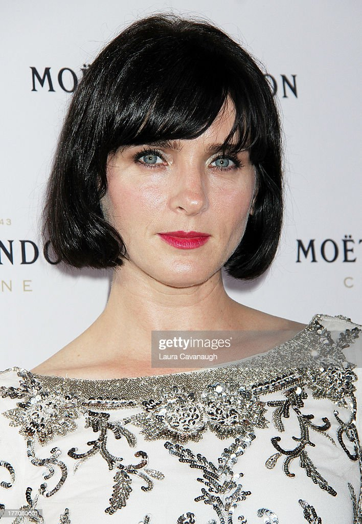 <a gi-track='captionPersonalityLinkClicked' href=/galleries/search?phrase=Michele+Hicks&family=editorial&specificpeople=707706 ng-click='$event.stopPropagation()'>Michele Hicks</a> attends the Moet & Chandon 270th Anniversary at Pier 59 Studios on August 20, 2013 in New York City.