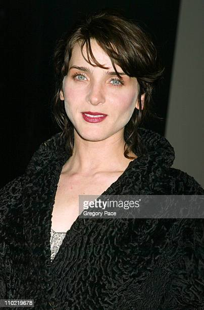 Michele Hicks during 'A Work in Progress An Evening with Marc Forster' Arrivals and Inside at The Museum of Modern Art in New York City New York...