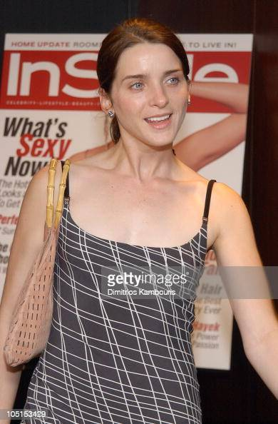 Michele Hicks during 'Searching For Debra Winger' Screening Hosted by InStyle Inside Arrivals at Bryant Park Hotel in New York City New York United...