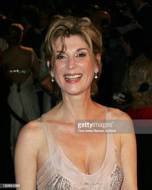 Michele Laroque during 2005 Vanity Fair Oscar Party Arrivals at Mortons in Los Angeles California United States