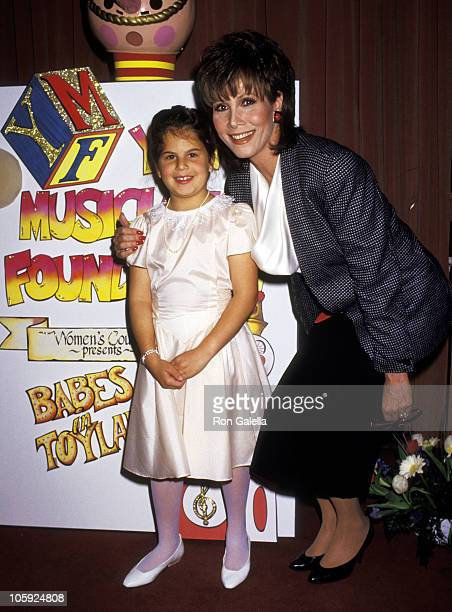 Michele Lee and Jolie Rappoport during 6th Annual Celebrity MotherDaughter Fashion Show at Beverly Hilton Hotel in Beverly Hills California United...