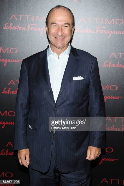 Michele Norsa attends SALVATORE FERRAGAMO ATTIMO Launch Event at The Standard Hotel on June 30 2010 in New York City