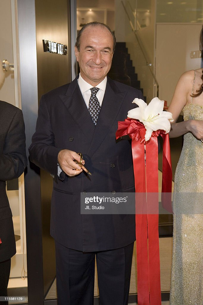 Michele Norsa during Opening of Valentino Ginza Boutique in Tokyo - December 1, 2005 at Italian Institute of Culture in Tokyo, Japan.