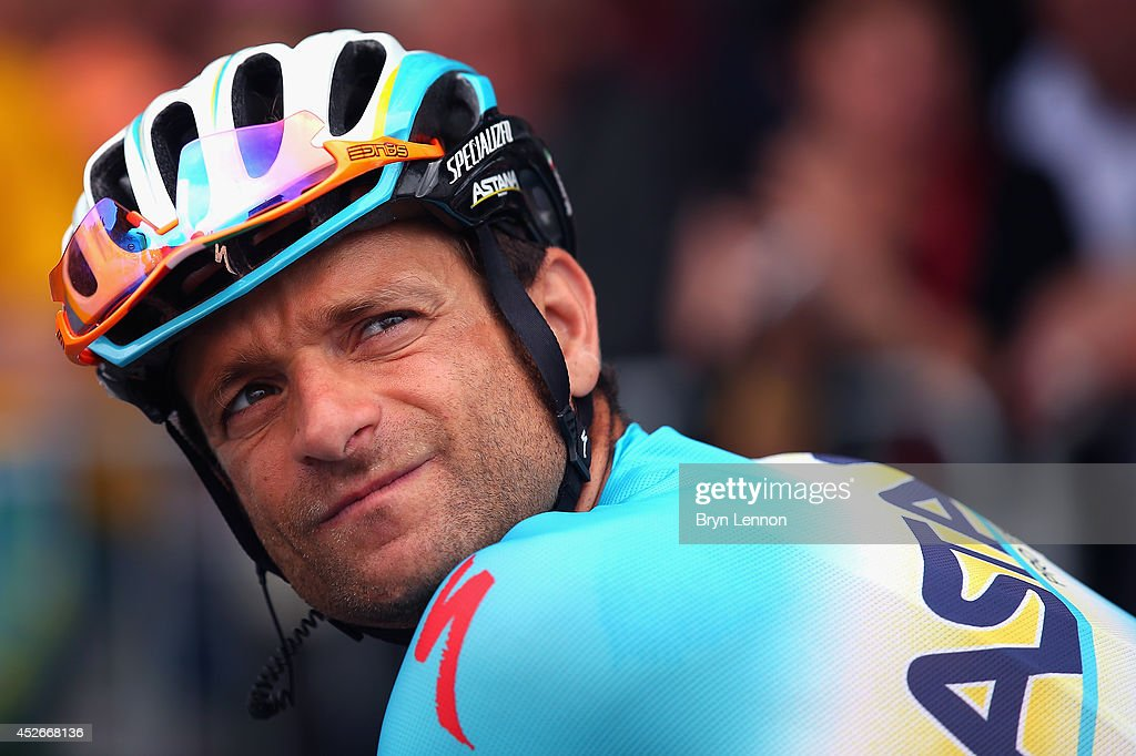 Italian Cyclist Michele Scarponi - A Look Back