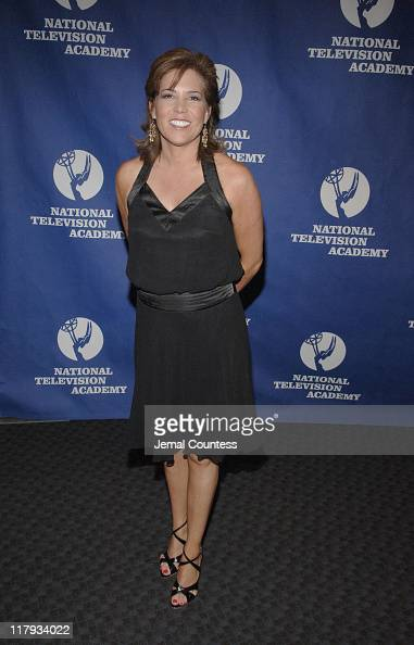 Michele Tafoya during 26th Annual Sports Emmy Awards Arrivals at ...