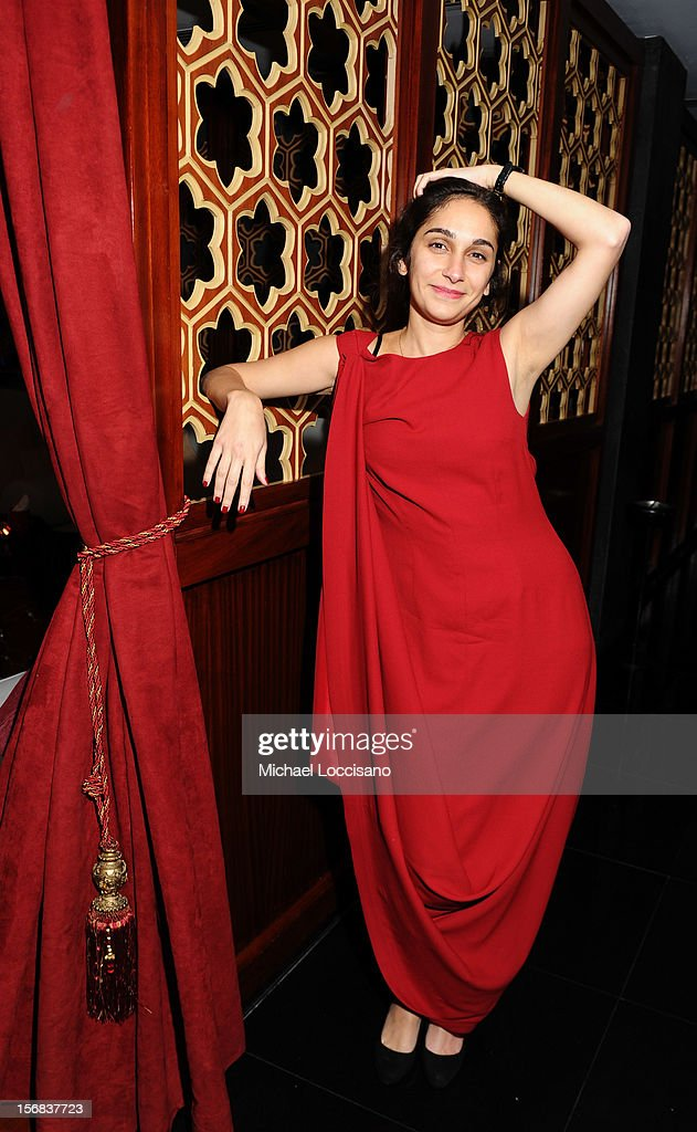 Michele Tyan attends the Awards After Party during 2012 Doha Tribeca Film Festival at W Hotel on November 22, 2012 in Doha, Qatar.