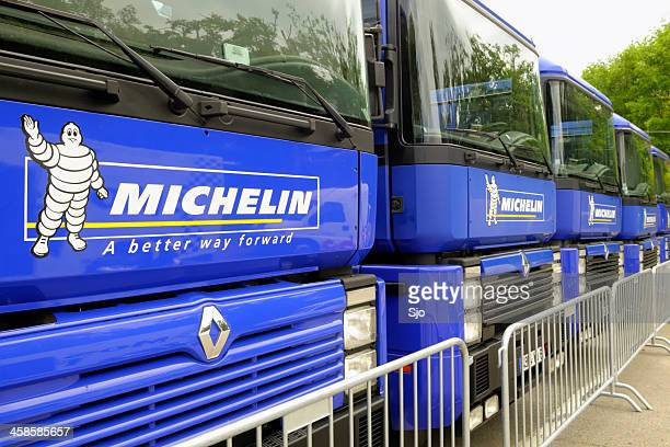 Camions au Guide Michelin