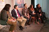'Estoy Contigo' Charity Song Presentation in Madrid