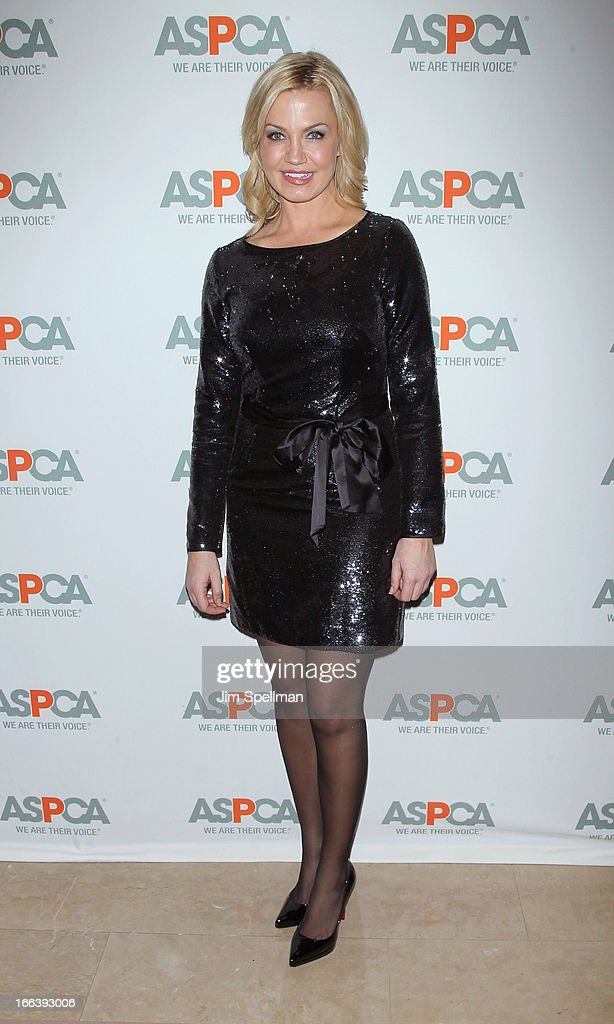Michelle Beadle attends the 16th Annual ASPCA Bergh Ball at The Plaza Hotel on April 11, 2013 in New York City.