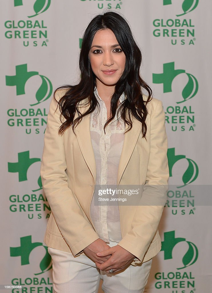 Michelle Branch attends the Gorgeous & Green Gala at The Bently Reserve on December 11, 2012 in San Francisco, California.