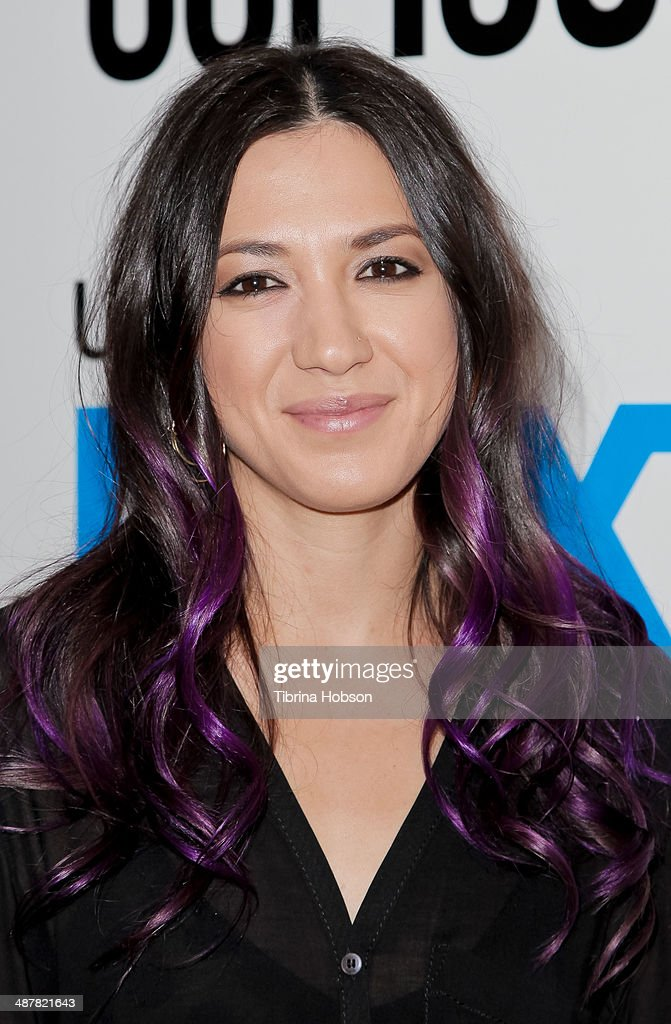 <a gi-track='captionPersonalityLinkClicked' href=/galleries/search?phrase=Michelle+Branch&family=editorial&specificpeople=209165 ng-click='$event.stopPropagation()'>Michelle Branch</a> attends the UNICEF next generation Los Angeles at SkyBar at the Mondrian Los Angeles on May 1, 2014 in West Hollywood, California.