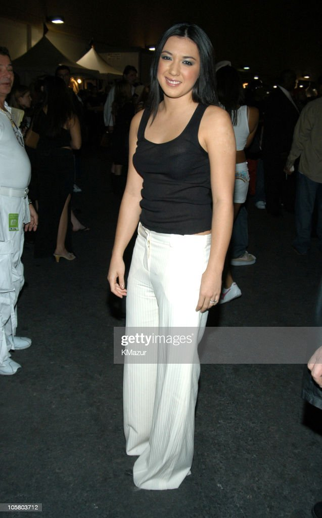 <a gi-track='captionPersonalityLinkClicked' href=/galleries/search?phrase=Michelle+Branch&family=editorial&specificpeople=209165 ng-click='$event.stopPropagation()'>Michelle Branch</a> during 2003 Radio Music Awards - Arrivals and Backstage at The Aladdin Hotel and Casino in Las Vegas, Nevada, United States.