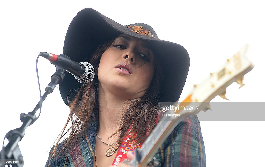Michelle Branch performs during the 2011 97.3 Alice Radio's Now & Zen Festival at Golden Gate Park on September 25, 2011 in San Francisco, California.