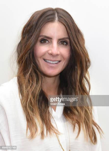 Michelle Buchanan attends L'Oreal Professionnel Hair Fashion Night at Ramirez Tran Salon on June 15 2017 in Beverly Hills California