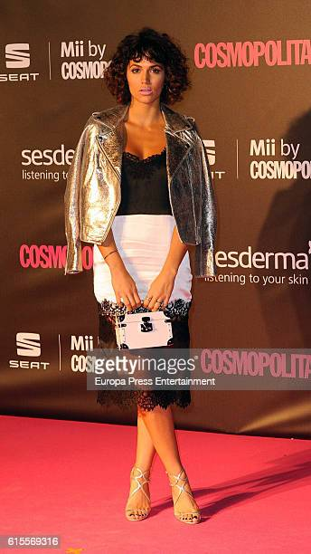 Michelle Calvo attends IX Cosmopolitan Fun Fearless Female Awards at La Riviera on October 18 2016 in Madrid Spain