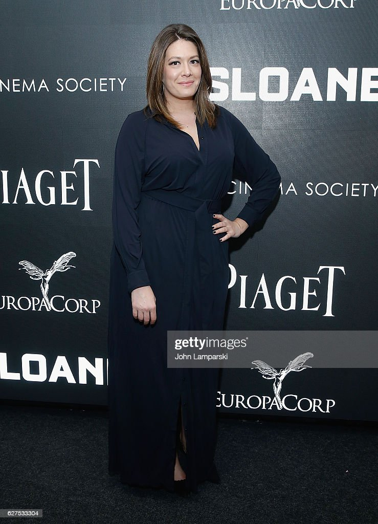 "The Cinema Society with Piaget Host a Screening of EuropaCorp's ""Miss Sloane"""