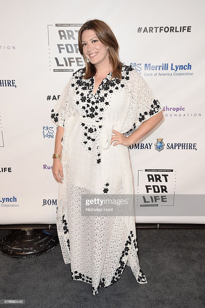Rush Philanthropic Arts Foundation's 2016 ART FOR LIFE Benefit - Arrivals and Cocktails