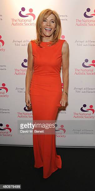 Michelle Collins attends Spectrum 2014 an annual fundraising event in support of the National Autistic Society to launch World Autism Awareness Month...